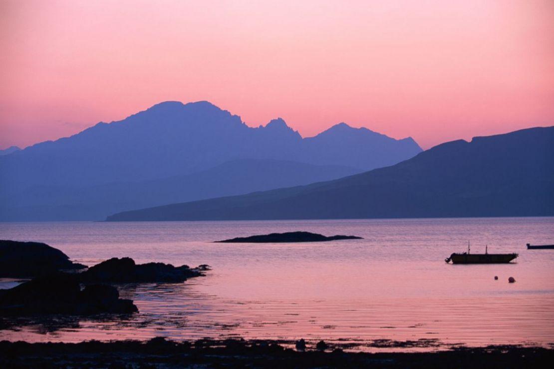 Strathaird, Scottish Highlands