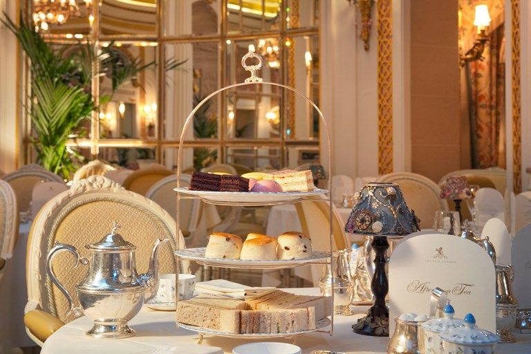 The Ritz afternoon tea London
