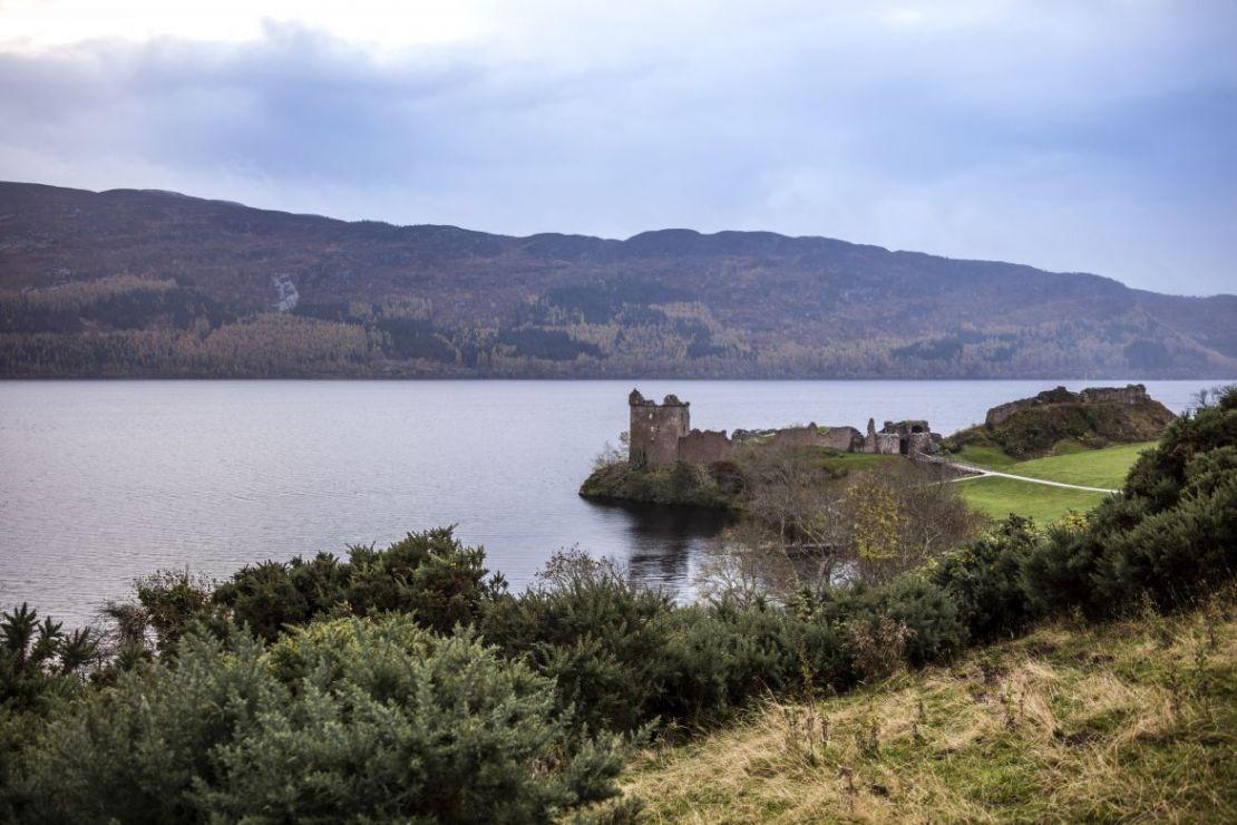 skotsk flod