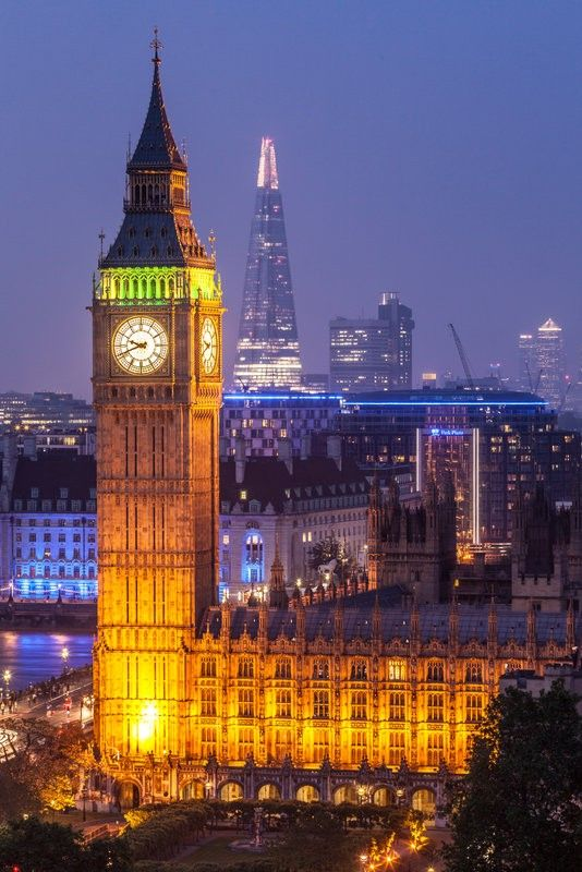 Famous Tourist Attractions In London
