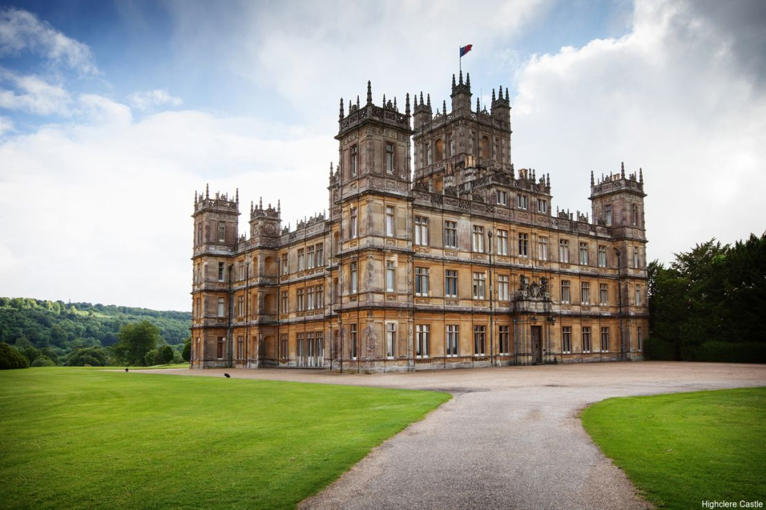 Where Was The Downton Abbey Series Filmed Visitbritain