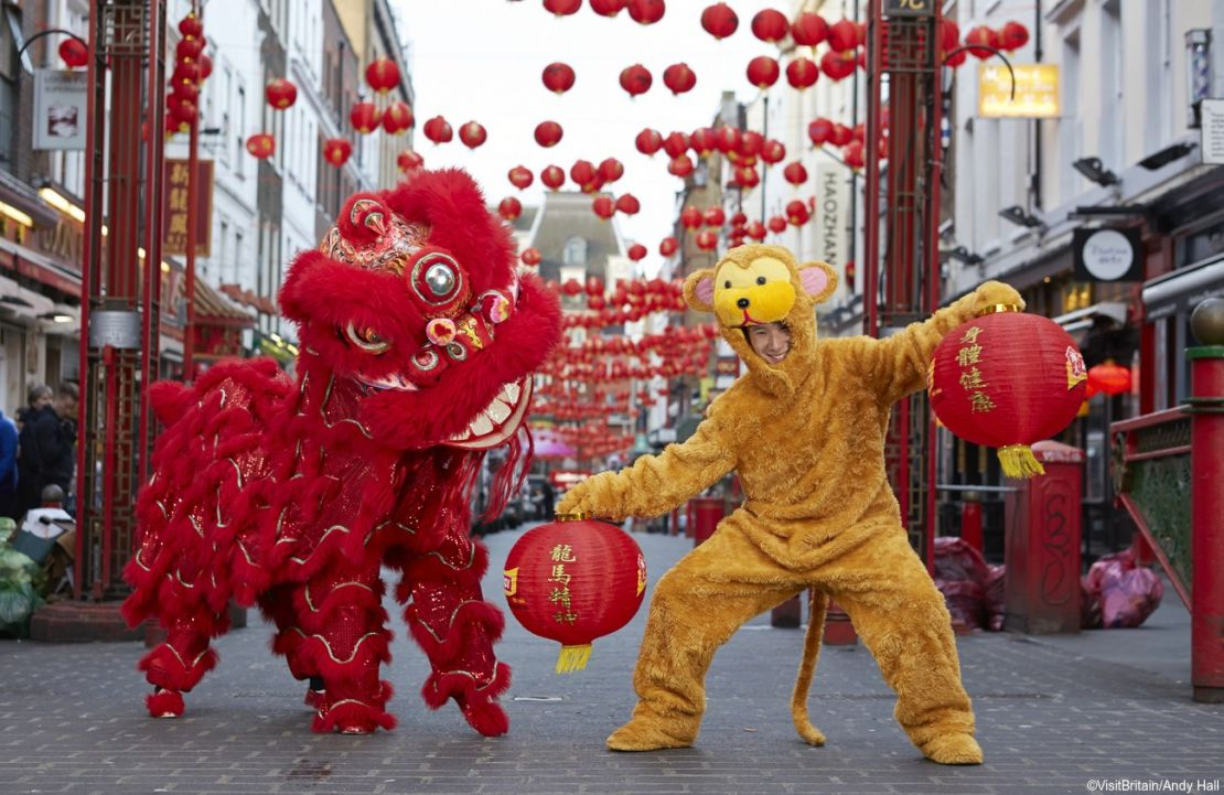 How to celebrate Chinese New Year in the UK | VisitBritain