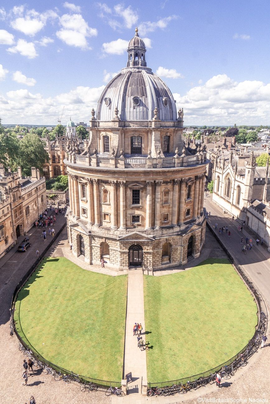 10 amazing things to see and do in Oxford | VisitBritain