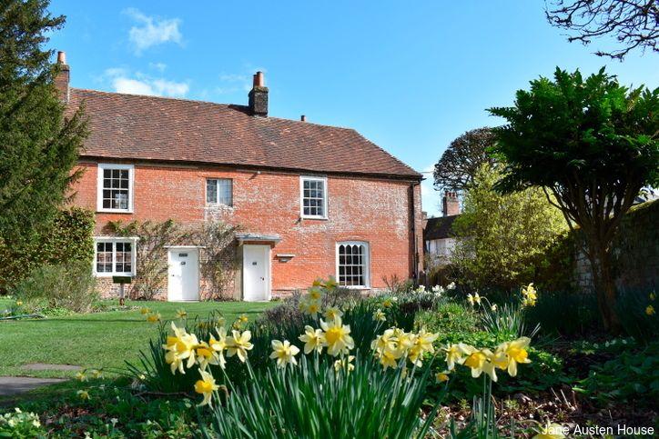 Jane Austen's House, Hampshire