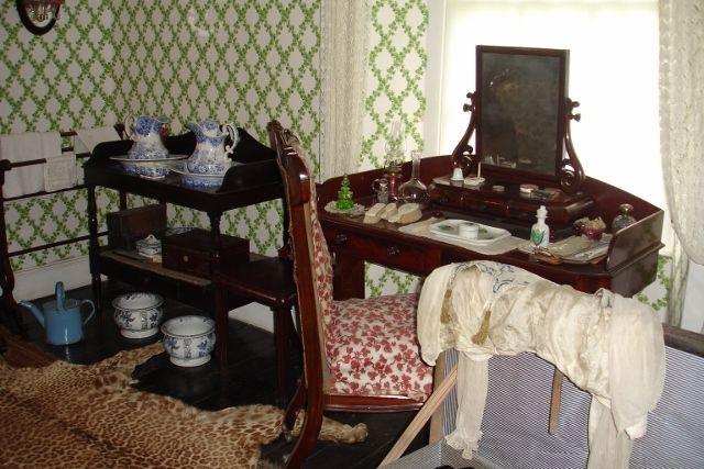 The Grove bedroom