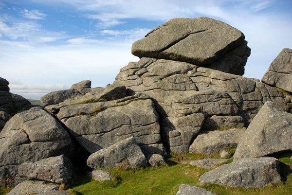 Bonehill Rocks © Ben Matthews