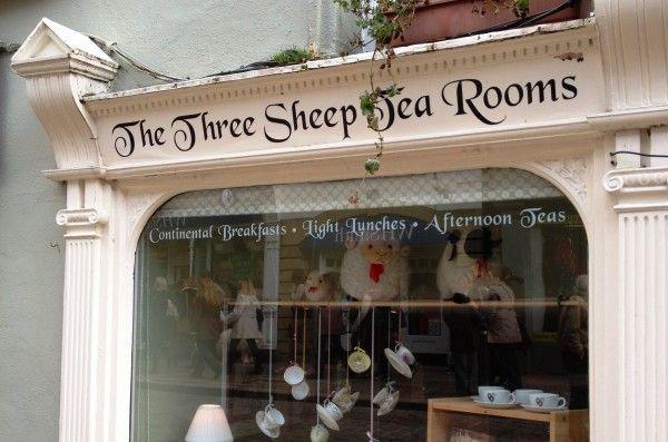 Three Sheep Tea Room