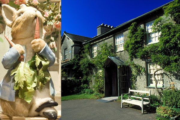 Hill Top and the World of Beatrix Potter