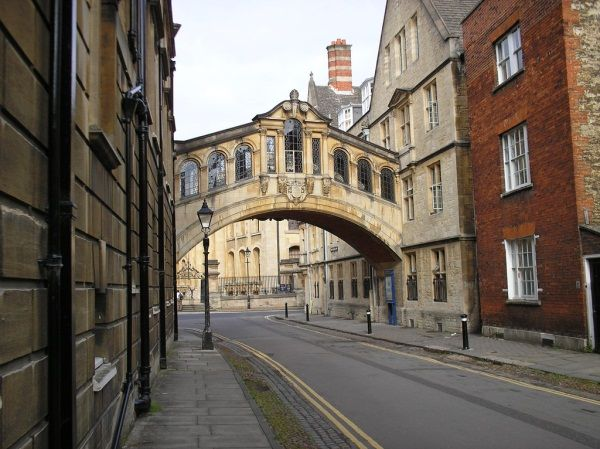 Bridge of Sighs by Fearless Fred
