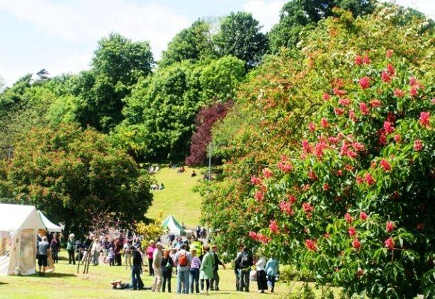 Carlisle Park, Morpeth - photo by Zoe Dawes