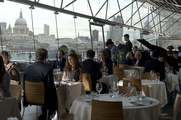 Natalie Portman at Oxo Tower