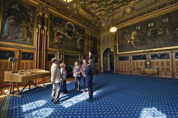 Tour the Houses of Parliament | VisitBritain