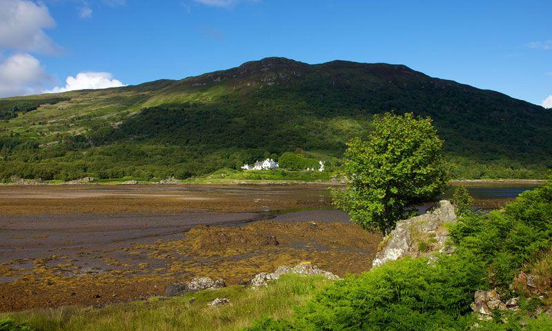 Kinloch Lodge, Isle of Skye, Scotland