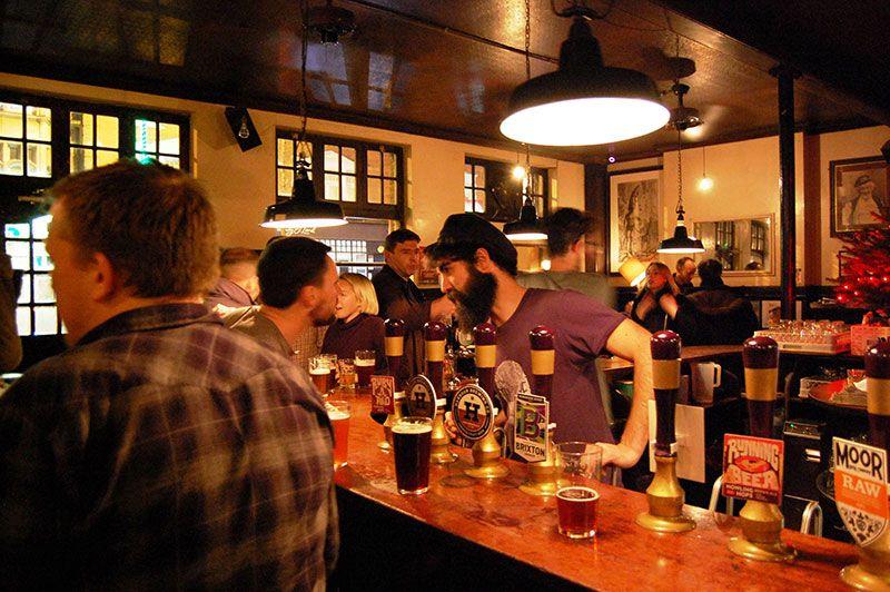 Cock Tavern, East London