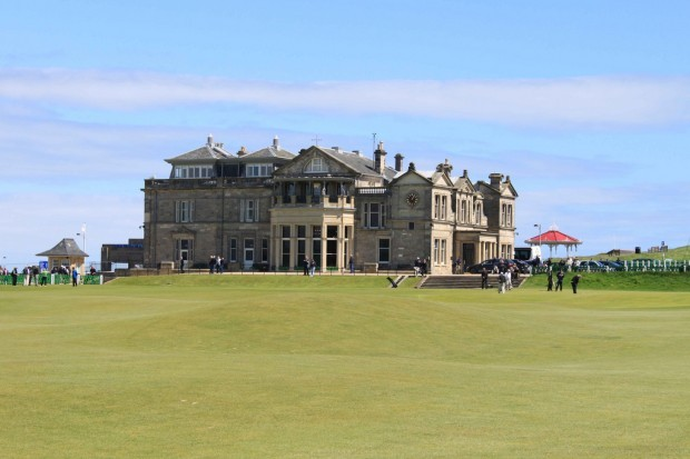 Royal and Ancient Golf Club and the Old Course, St Andrews
