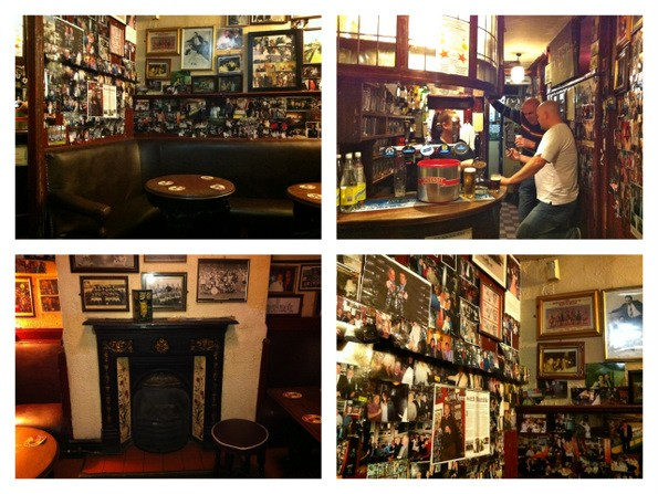 The Smallest Pub in Europe