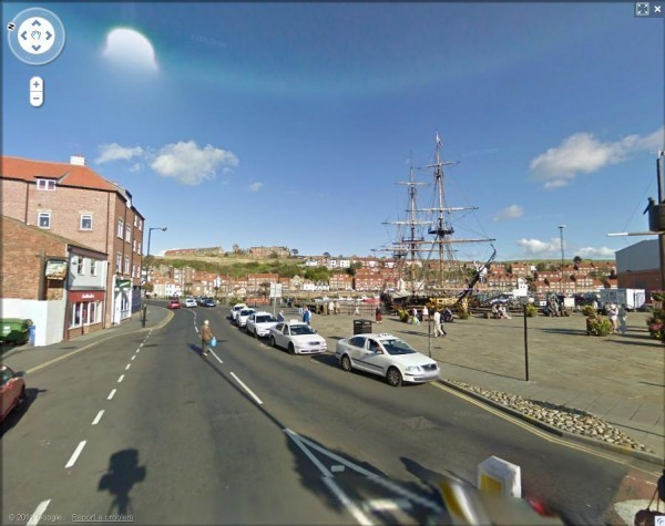 New Quay Road, Whitby - Google Street View