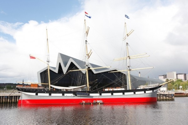 Riverside Museum and Glenlee Tall Ship