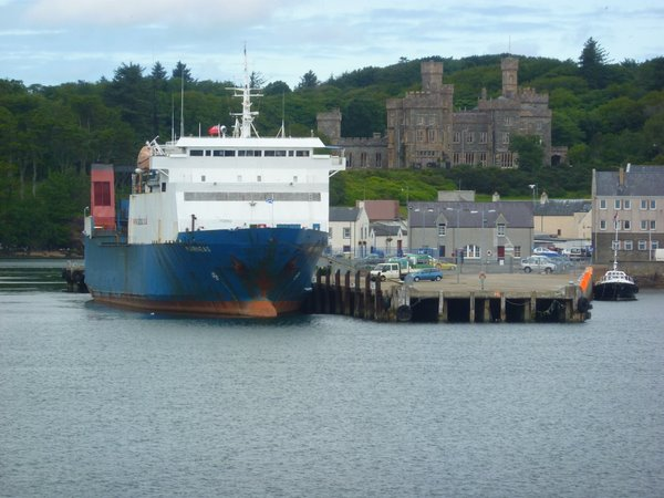 Stornoway and Lews Castle