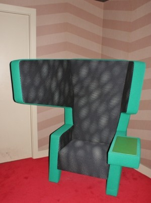 Modernist Chair - Midland Hotel