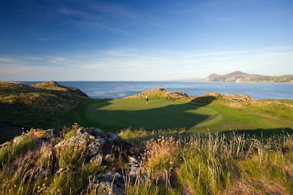 Nefyn Golf Club © Crown copyright (2011) Visit Wales