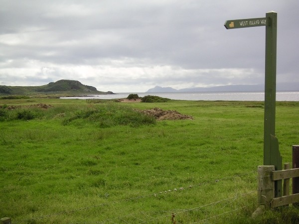 West Island Way, Bute