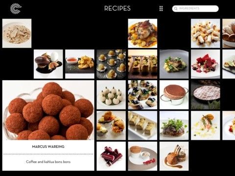 Great British Chefs Feastive app