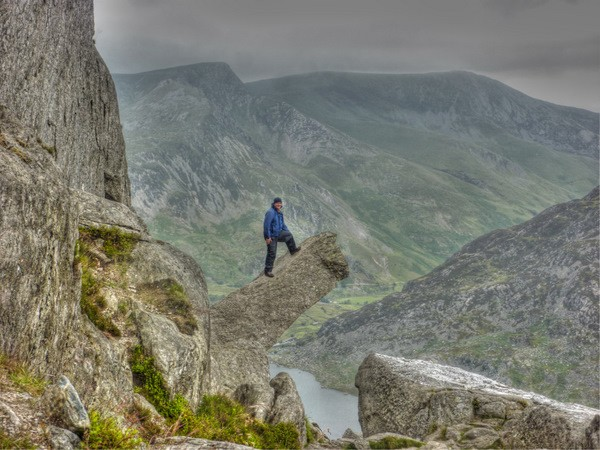 The Cannon at Tryfan