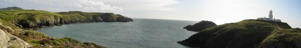 Strumble Head panoramic