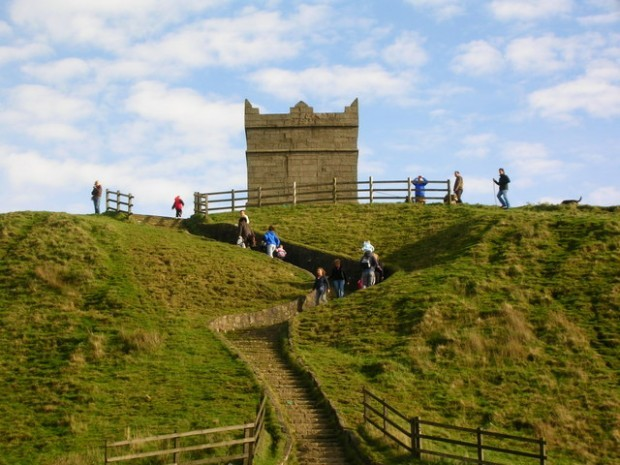 Rivington Pike Tower