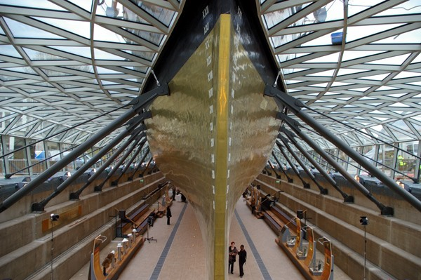Cutty Sark by Laura Porter