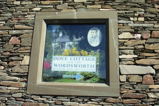To Wordsworth's Dove Cottage
