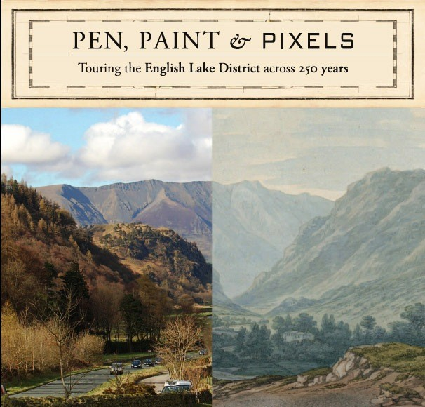 Pen, Paint & Pixels Exhibition