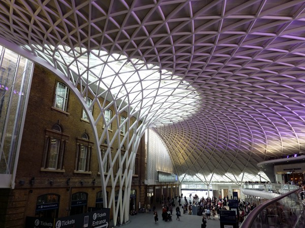 King's Cross by Laura Porter