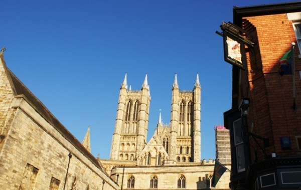 Lincoln Cathedral & Magna Carta pub