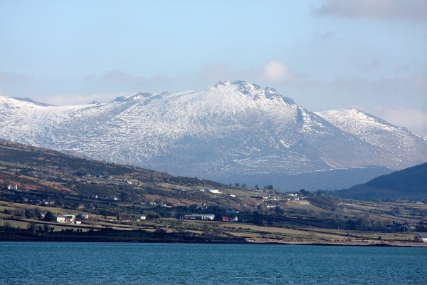 Mourne Mountains by Shledge on FLickr