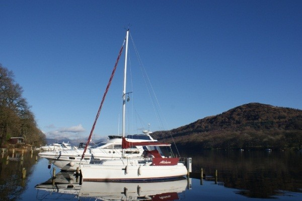 Windermere Yacht