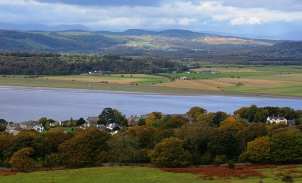 View from Arnside Knott - by Zoë Dawes