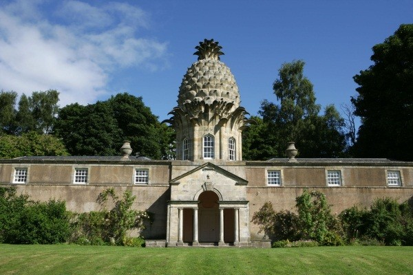 The Pineapple, photo by Angus Bremnar (C) The Landmark Trust