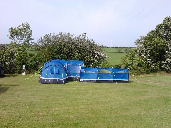 grass pitch court farm caravan and camping holidays