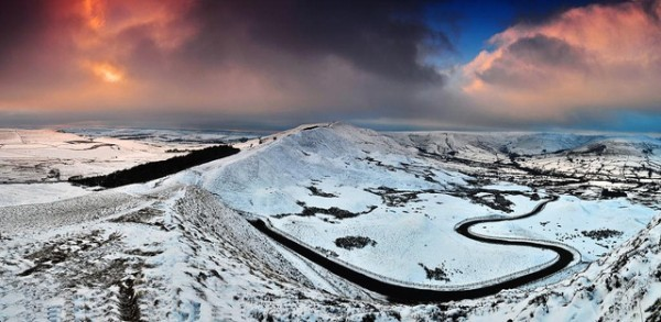 Mam Tor © B15DVE on flickr