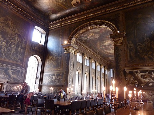 The Painted Hall © Laura Porter