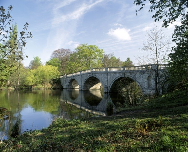 Clumber Bridge ©National Trust Images Jerry Harpur