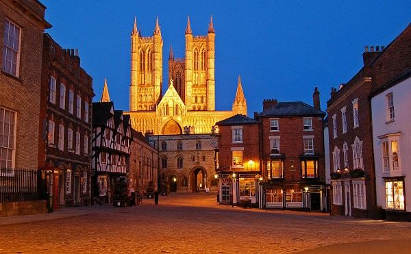 Lincoln Cathedral © VisitLincoln