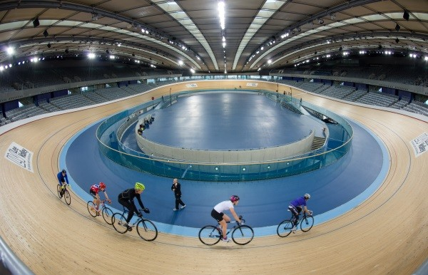 Lee Valley VeloPark Velodrome track