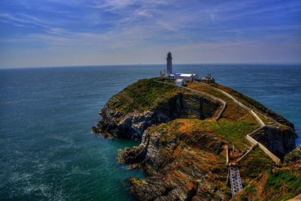 South Stack Lighthouse, Anglesey - Chris Newman on Flickr 600