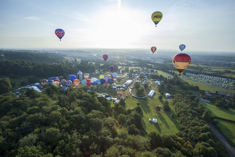 Bristol International Balloon Fiesta 2014 - Chris Bahn