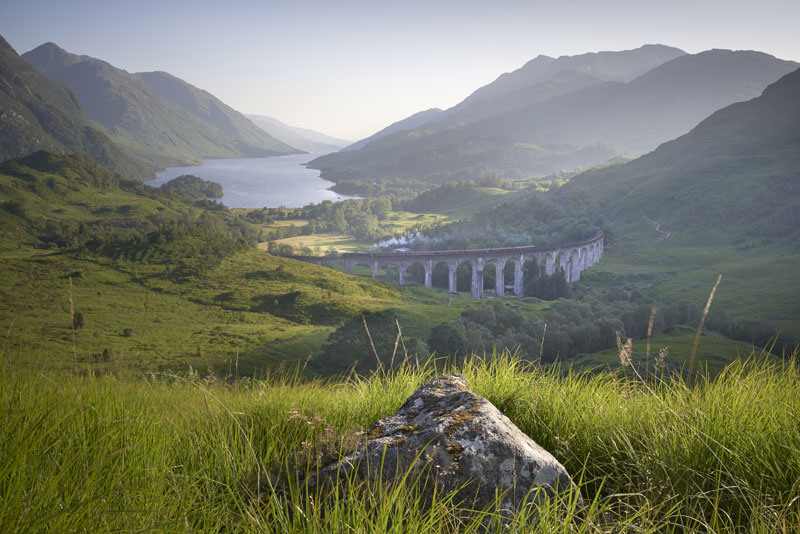 Glenfinnan Railway Viaduct, Scotland